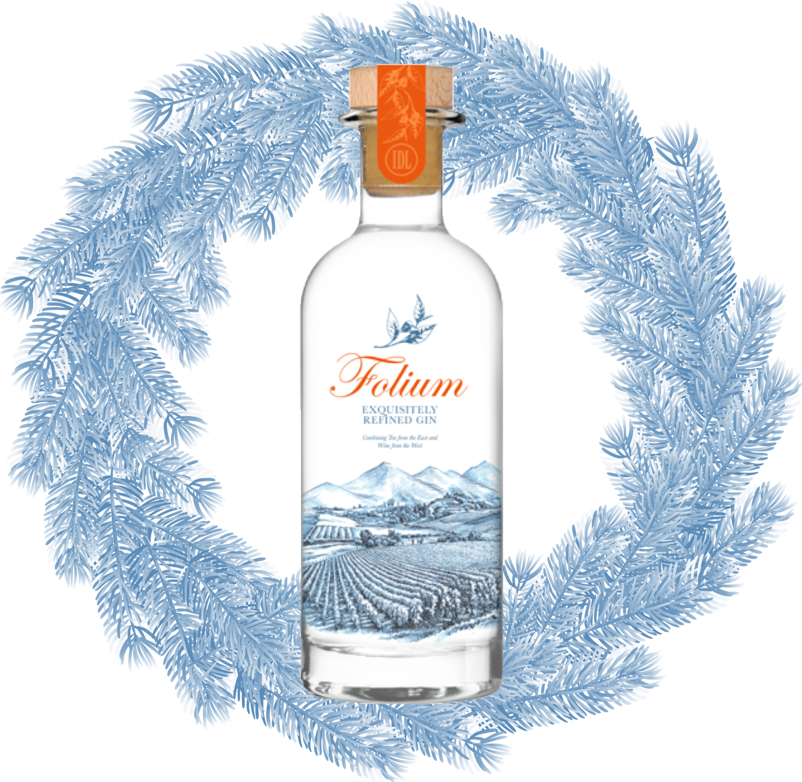 Christmas time at Folium Gin